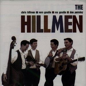 The Hillmen album cover