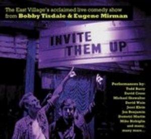 Invite Them Up album cover
