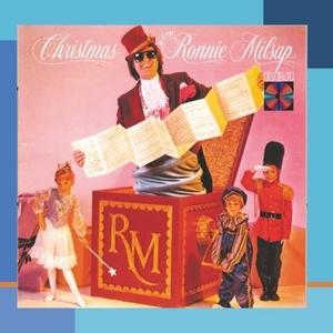 Christmas With Ronnie Milsap album cover