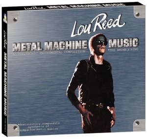 Metal Machine Music album cover