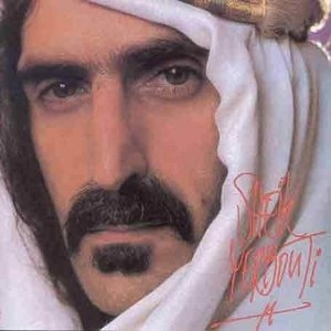 Sheik Yerbouti album cover