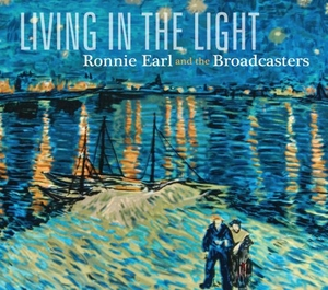 Living In The Light album cover
