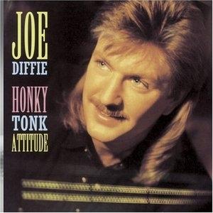 Honky Tonk Attitude album cover