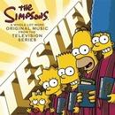 The Simpsons: Testify album cover