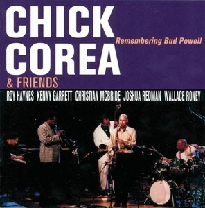 Remembering Bud Powell album cover