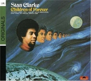 Children Of Forever album cover