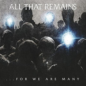 For We Are Many album cover