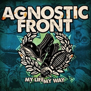 My Life My Way album cover