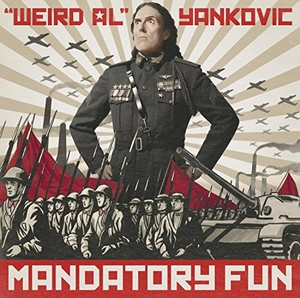 Mandatory Fun album cover