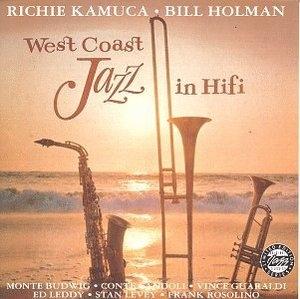 West Coast Jazz In HiFi album cover
