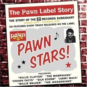 Pawn Stars-The Pawn Label Story album cover