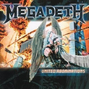 United Abominations album cover