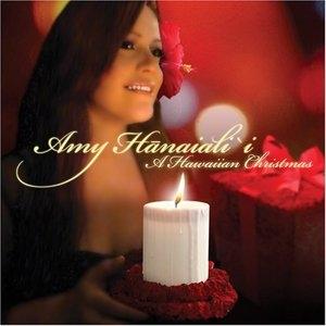 A Hawaiian Christmas album cover