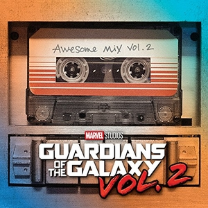 Guardians Of The Galaxy: Awesome Mix Vol. 2 album cover