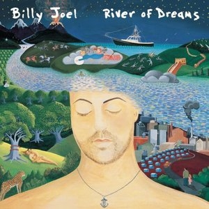 River Of Dreams album cover