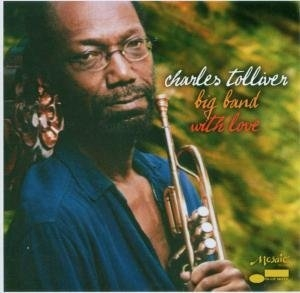 Charles Tolliver Big Band: With Love album cover