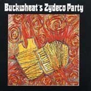 Buckwheat's Zydeco Party album cover
