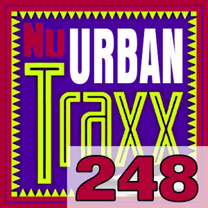 ERG Music: Nu Urban Traxx, Vol. 248 (May 2018) album cover