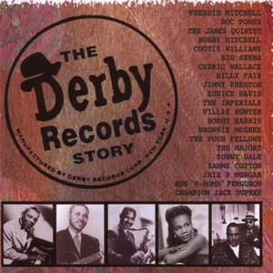 The Derby Records Story album cover