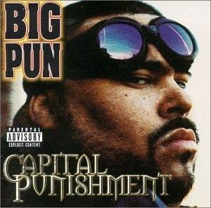 Capital Punishment album cover