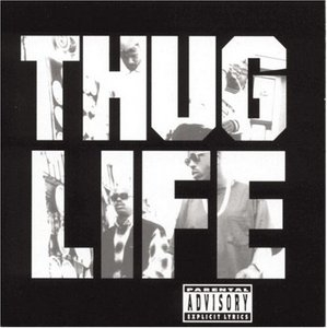 Thug Life, Volume I album cover