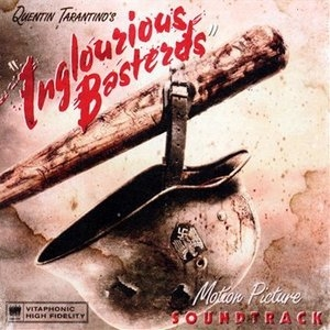 Inglourious Basterds (Motion Picture Soundtrack) album cover