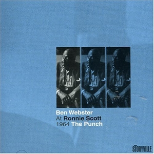 Live At Ronnie Scott's 1964: The Punch album cover