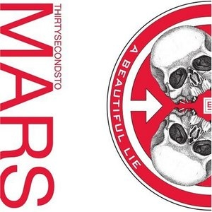 A Beautiful Lie album cover