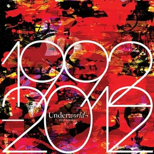 1992-2012 (The Anthology) album cover