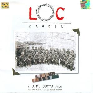 L O C Kargil album cover