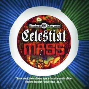 Celestial Mass album cover
