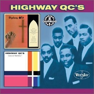 The Highway QC's-Jesus Is Waiting album cover