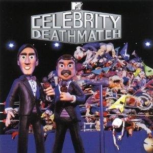 MTV Celebrity Deathmatch album cover