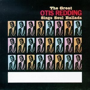 The Great Otis Redding Sings Soul Ballads album cover