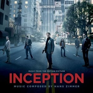 Inception (Music From The Motion Picture) album cover