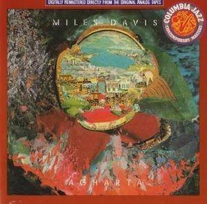 Agharta album cover