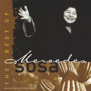 The Best Of Mercedes Sosa album cover