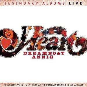 Dreamboat Annie Live album cover