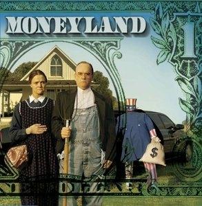 Moneyland album cover