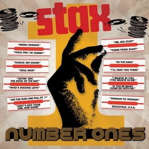 Stax Number Ones album cover