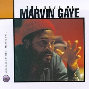 The Best Of Marvin Gaye (Motown Anthology Series) album cover