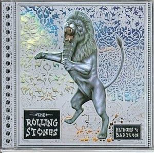 Bridges To Babylon album cover