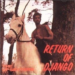Return Of Django album cover