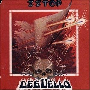 Deguello album cover