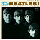 Meet The Beatles! album cover