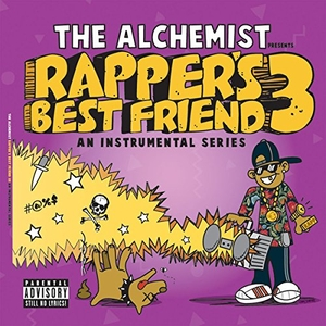 Rapper's Best Friend 3: An Instrumental Series album cover