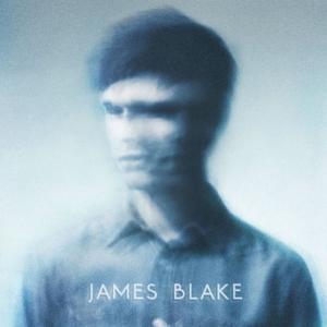 James Blake album cover