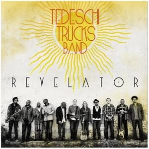 Revelator album cover