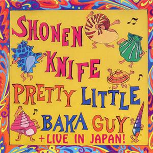 Pretty Little Baka Guy~ Live In Japan album cover