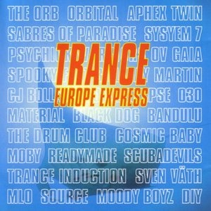 Trance Europe Express, Vol.1 album cover